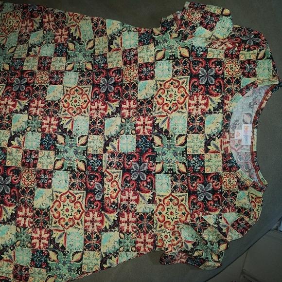 b4deeea97967 LuLaRoe Dresses & Skirts - Patchwork lularoe carly dress